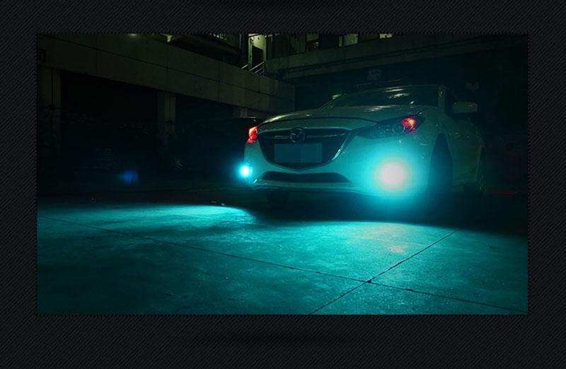 2pcs H4 LED 5630 33SMD Super Bright White Car Light Source Headlight DRL Daytime Running Lights Bulb Lampada Led Carro LED 12V