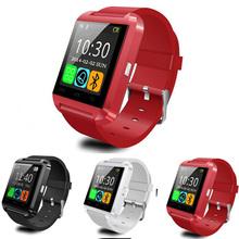 New U8 Bluetooth montre Smart Watch montre – bracelet Smartwatch pour Samsung Galaxy vitesse S5 / S4 / S3 / Note 3 HTC Relojes Android Phone Smartphones