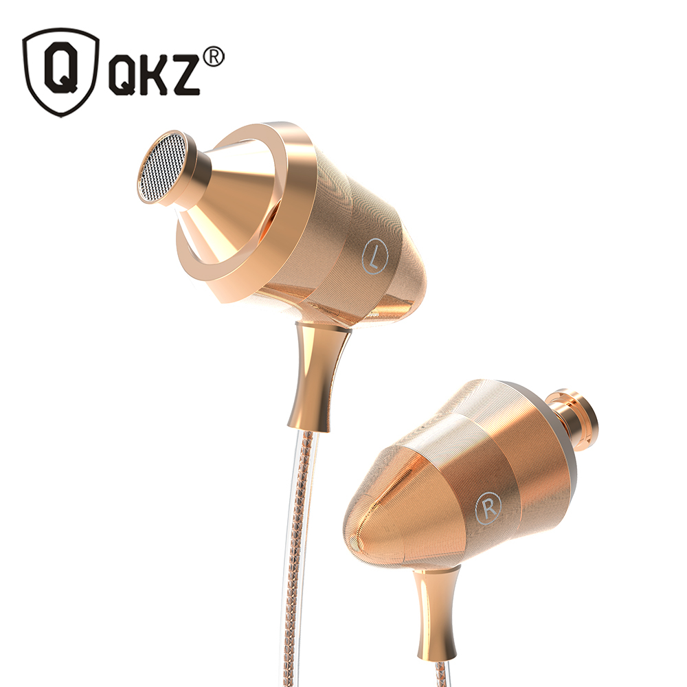 Earphone QKZ DM5 3.5mm In-ear Super Bass Earphones Headphone hifi Headsets stereo for mobile phone iphone Samsung MP3 MP4(China (Mainland))