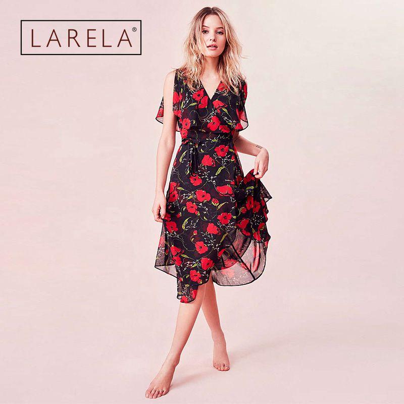 2016 Flower Print Chiffon Long Dresses Ladies Summer Beach Red Foral Short Sleeve Maxi Elegant Beautiful Dress Plus Size RE404(China (Mainland))