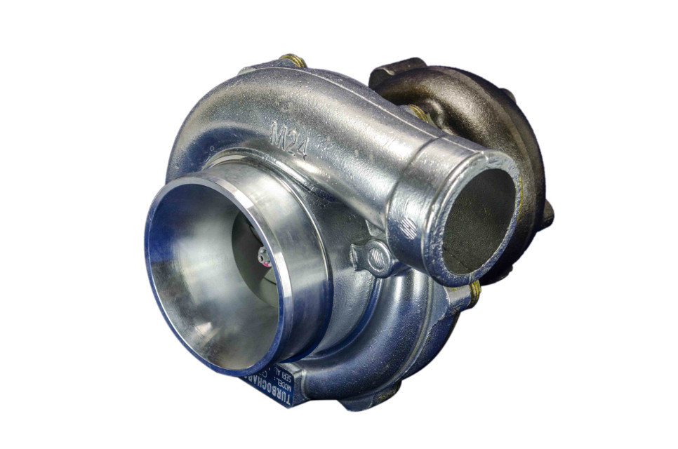 VR RACING-GT35 Turbo charger A/R:.70 cold,.63 hot,t3 flange Turbocharger  Horsepower rating: 300-500hp VR-TURBO44