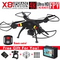 SYMA X8 X8A X8W FPV RC Drone With 4K Untra HD Camera 6 Axis RTF RC