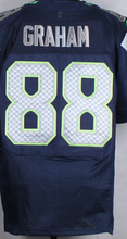 Top Quality Cheap #3 Russell Wilsons 12TH Fan 16 Tyler Lockett 24 Marshawn Lynch 25 Richard Sherman 88 Jimmy Graham Jersey(China (Mainland))