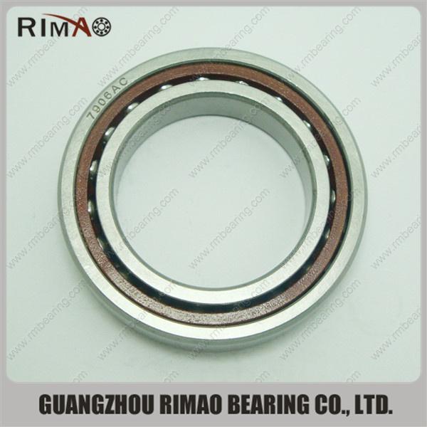 Free shipping high precision 7906 Angular contact ball bearing 7906AC bearing(China (Mainland))
