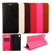Buy Case Sony Xperia M4 Aqua Genuine Leather Case Flip Cover Sony Xperia M4 Aqua E2303 E2306 E2312 E2333 E2353 E2363 Phone for $9.11 in AliExpress store