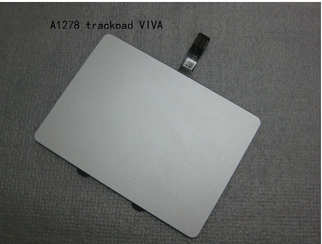 "New genuine Original A1278 trackpad Touchpad For Macbook Pro 13"" MB990 MC374 MC700 MD313 MD314 MD102 2009 2010 2011 2012(China (Mainland))"