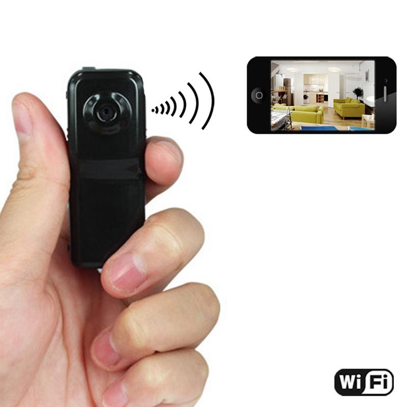 Mini Wifi Camera Wireless Spy Security Hidden Camcorder Video Recorder(China (Mainland))