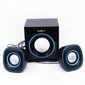 Computer Mini Speaker Portable Subwoofer Loudspeaker Multimedia 2 1 Stereo Notebook Desktop Laptop Speakers Caixa de
