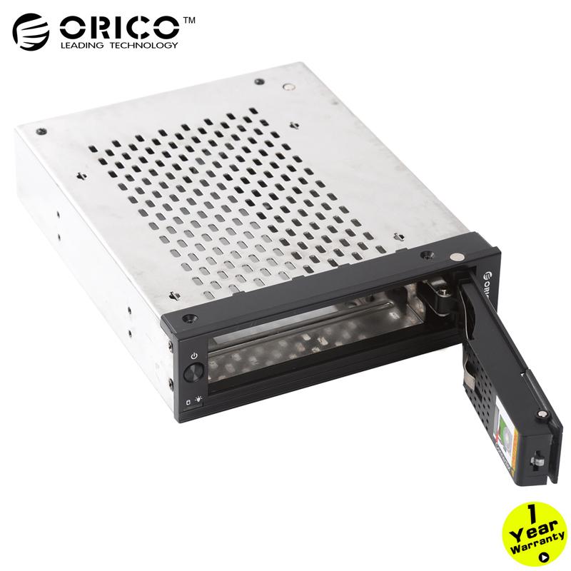 "ORICO 1109SS CD-ROM Space hard disk Mobile hd externo Rack Internal 3.5"" Box HDD Convertor Enclosure caddy (No Hard Disk)(China (Mainland))"