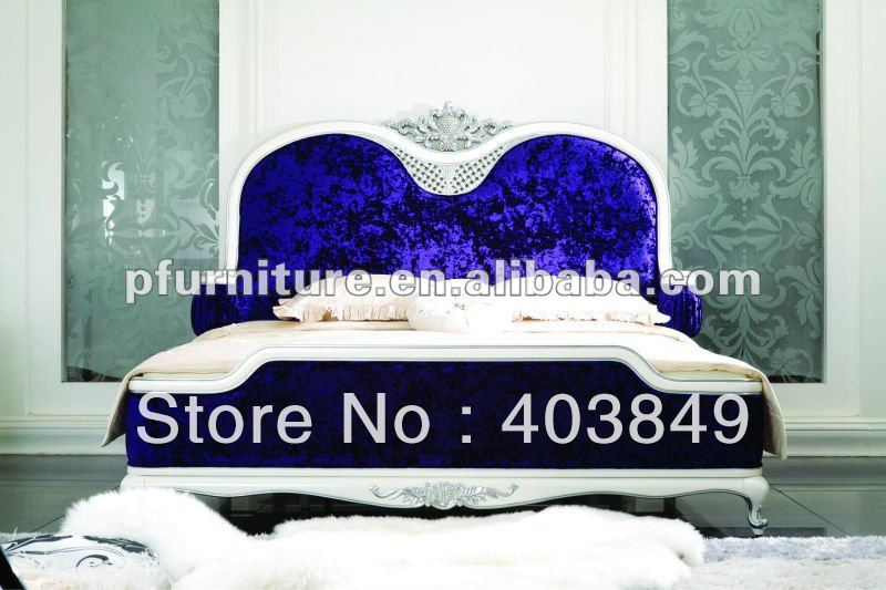 2012 neoclassical bedroom furniture NC120201(China (Mainland))