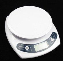 7 kg hogar digital portátil LCD cocina de pesaje electrónica compacta equilibrio 7000 g x 1 g envío gratis