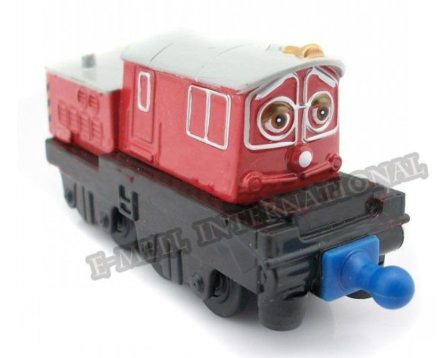 Chuggington Diecast train -- Lrving Trailer  Brand New Alloy Metal Loose Train EM-CC-0019<br><br>Aliexpress
