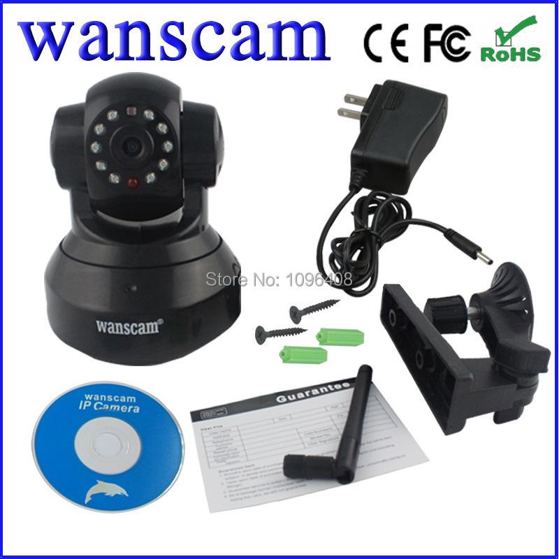 1Megapixel Wireless IP Camera WiFi 720P Plug&Play Nightvision IR Wireless Indoor Security CCTV Camera Support 32GB TFCard(China (Mainland))