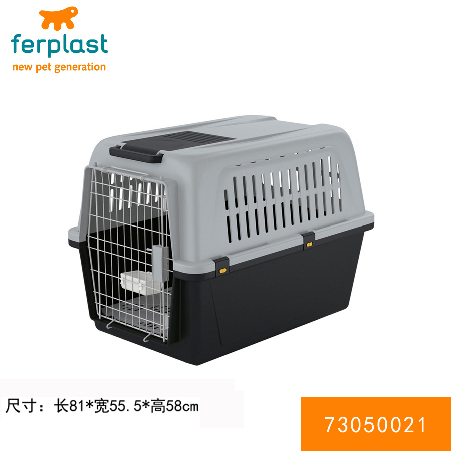 ferplast Italy imported pet air box Air aircraft luggage shipping by air cage the dog out(China (Mainland))
