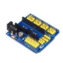 Buy NANO / O Expansion Sensor Shield Module Arduino UNO R3 Nano V3.0 for $1.26 in AliExpress store