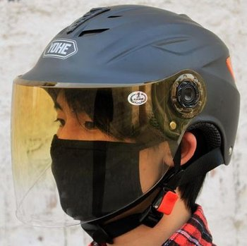HOT SALES Free Shipping motorcycle helmet with Reflector YH-339