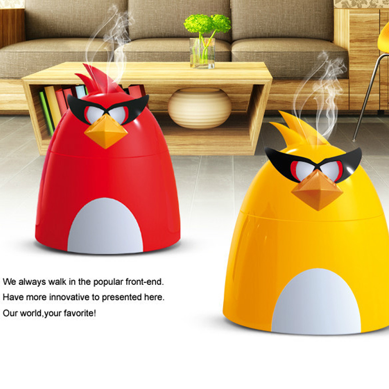 Cartoon Car Charger Usb Humidifier Aromatherapy wholeseal Atomization Desktop Decoration One Fog Mouth Humidifiers A58 CC<br><br>Aliexpress
