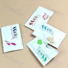 16Pcs/Lot Effective Deodorant Healthful Pedicure Nourish Feet Effervescent Soak Tablets Free Shipping