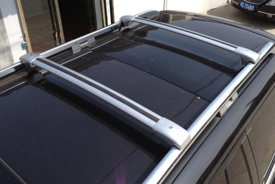 High Quality Fit forfor Mercedes ben-z GLK X204 2012 2013 2014 2015 roof racks cross bars Free Shipping(China (Mainland))