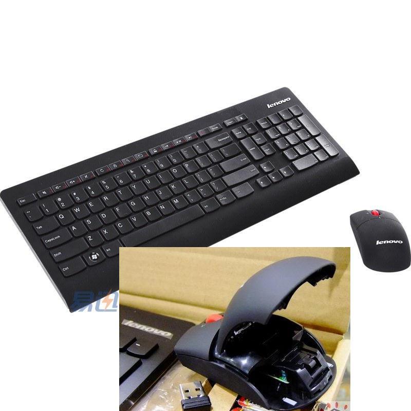 Lenovo 2.4Ghz Wireless Thinkpad Combos KBRF3971 Italian Spanish Arabic French Hebrew Keyboard + Laser Mice 1600DPI Mouse 0A34032(China (Mainland))