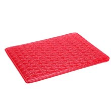 Best Sale Soft Hand Cushion Pillow And Pad Rest Nail Art Arm Rest Holder Manicure Nail Art Accessories PU Leather Red(China (Mainland))