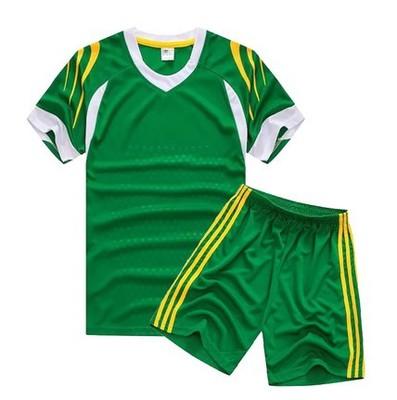 New Breathable Quick Dry Men Adult Soccer Uniforms Football Kits Short Sleeve Soccer jersey clothing training football shirt(China (Mainland))