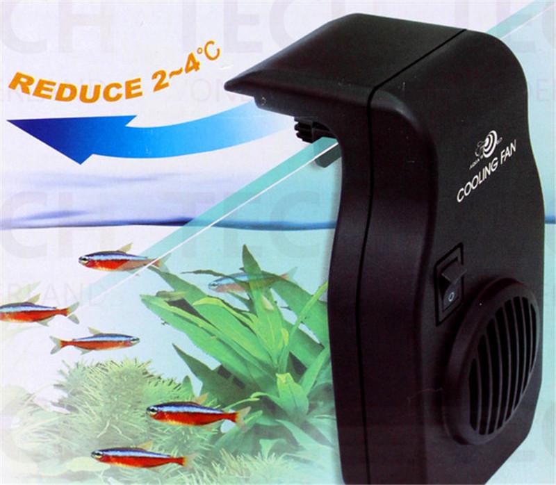 Free shipping aqua world cooling system aquarium powerful for Fish tank water cooler