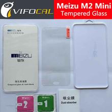 Meizu м2 мини закаленное стекло 5.0 дюймов 100% оригинал премиум-экран защитная пленка для Meizu M2 мини сотовый телефон + бесплатная доставка