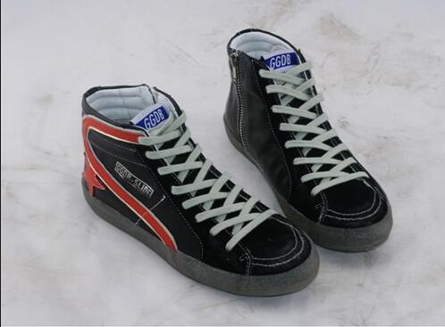 Italy Golden Goose GGDB Handmade Casual Shoes Women Genuine Leather Men's Fashion Shoes Superstar Original Scarpe Da Donna Uomo