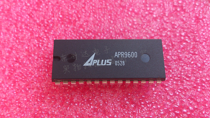 APR9600 APR9600P dual in -line IC DIP voice(China (Mainland))