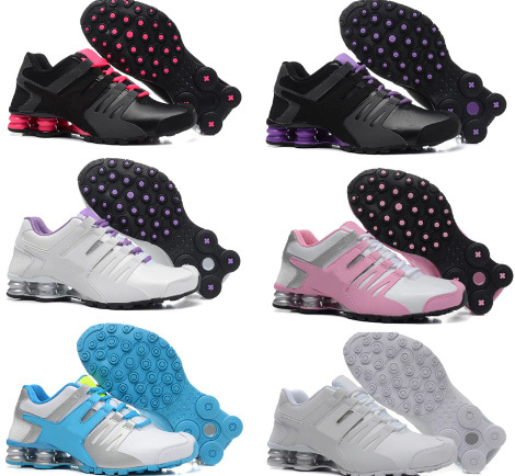 Free Shipping 2015 hot sale New Shox Current Women shoes Good quality Sneakers running sport shoes all come in box size is 36-40(China (Mainland))