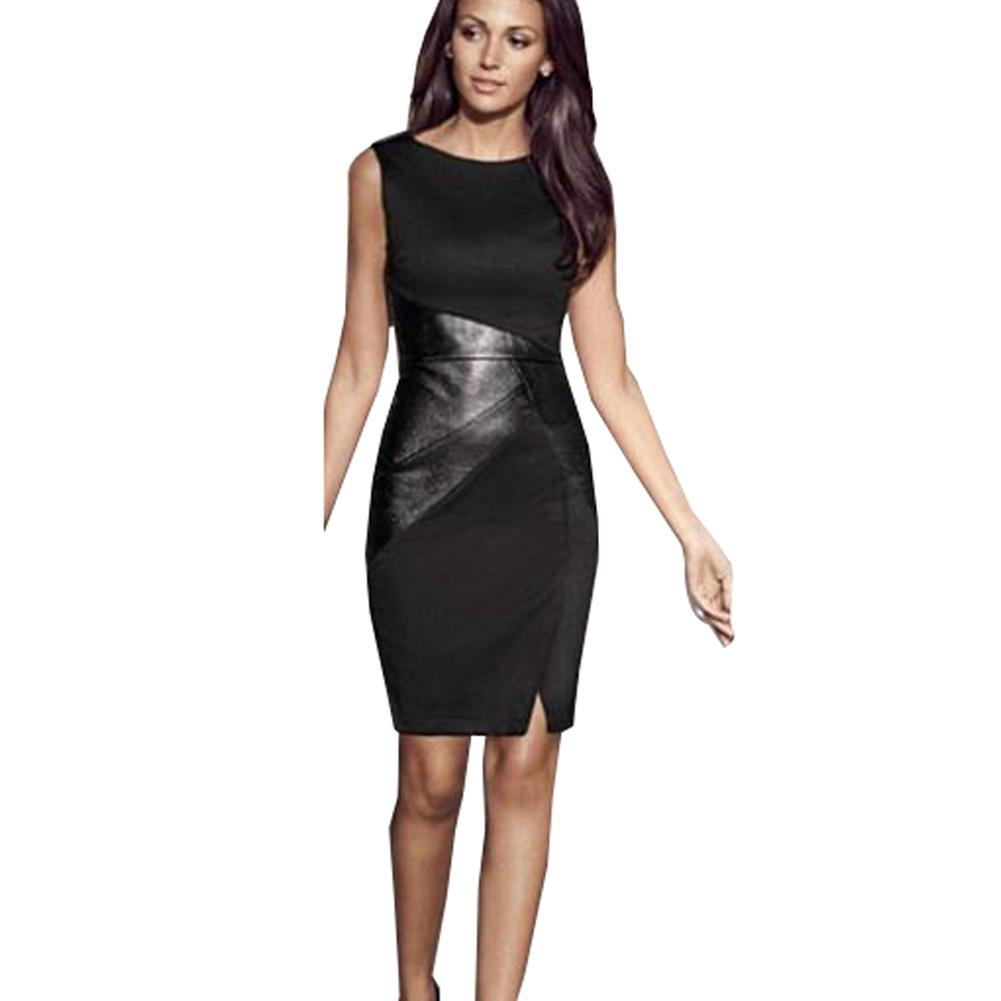 With sparkling black sequin dresses, tempting black leather dresses and sexy cutout and mesh black dresses, bebe offers an incomparable selection of LBDs to choose from. You'll also find little black dresses and formal dresses in styles like strapless, halter, off the shoulder and backless.