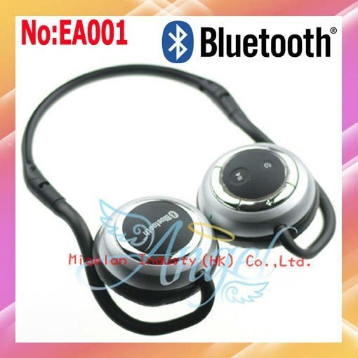 Free shipping By FedEx Wholesale Wireless Earphone Headset Stereo Bluetooth Headset SX-905 For Music Player|MSN|Skype|AIM #EA001