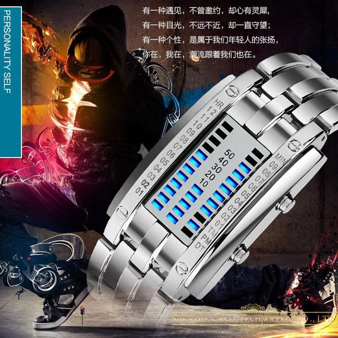 LED watch08