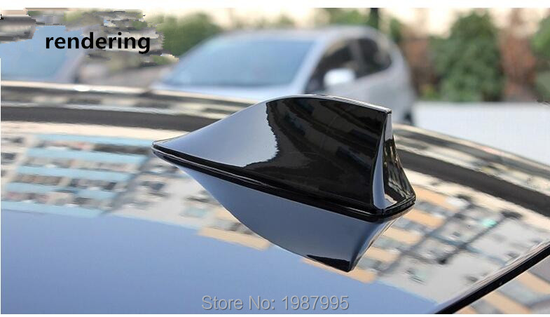 with radio auto shark fin antenna special car aerials fit for skoda fabia octavia a5 a7 rapid. Black Bedroom Furniture Sets. Home Design Ideas