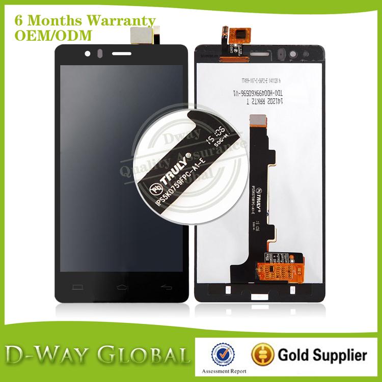 Original Pantalla LCD Display+Touch Screen Digitizer For BQ Aquaris E5 HD IPS5K0759FPC-A1-E Have STOCK FREE SHIPPING