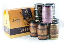 Small China grain coffee canned three flavors in 8 tanks gift box choose flavor by your