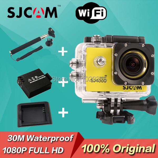 ! WiFi SJ4000 30