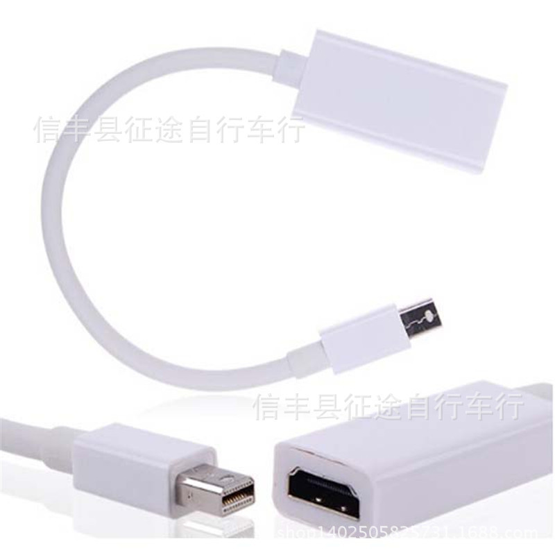 Apple MINI DisplayPort to HDMI mini dp switch hdmi line mini dp to hdmi cable(China (Mainland))