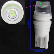 2pcs Super Bright LED Car Lights T10 Lamp Reading Lamp Width Lamp Instrument Light Indicator Lamp Door Clearance Light(China (Mainland))