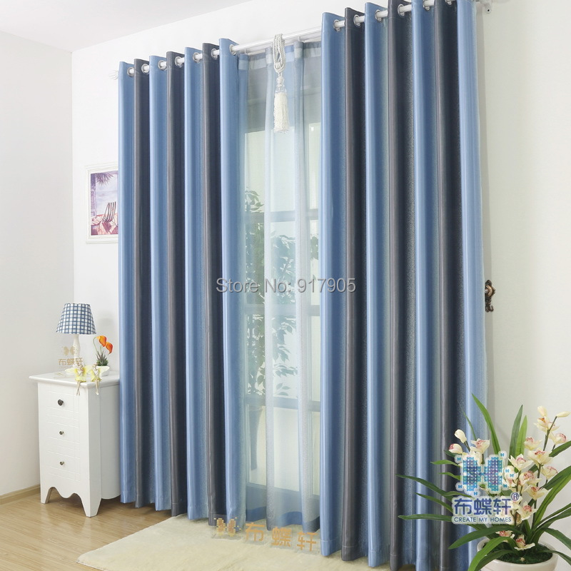 european style custom made blackout curtains fashion bedroom curtains