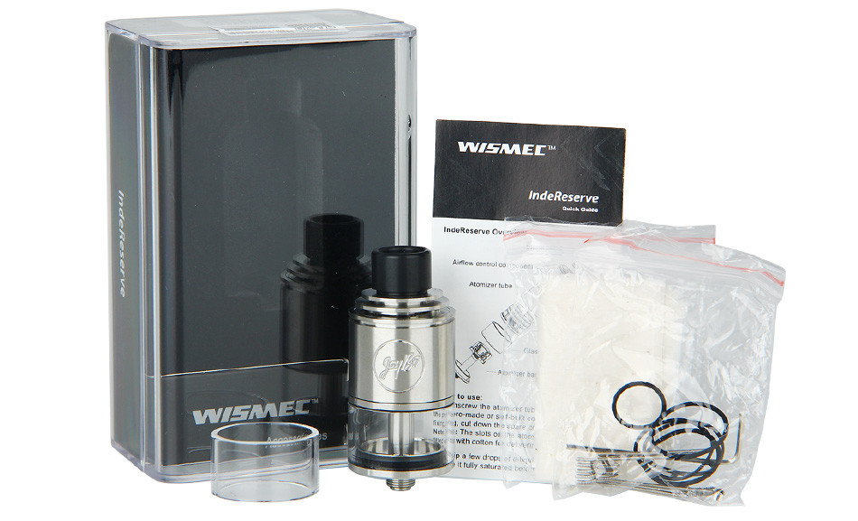 IndeReserve RTA Atomizer - 4.5ml 1