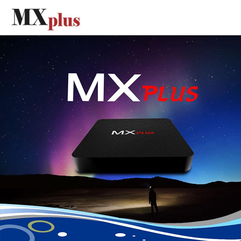 2016 MXplus TV BOX Amlogic S905 Quad Core MX plus Andorid 5.1 TV BOX Gigabit LAN 1G/8G WiFi H.265 HDMI2.0 KODI Pre-installed<br><br>Aliexpress