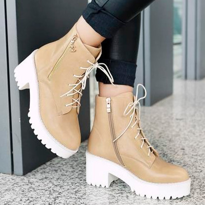 Free shipping ankle boots high heel shoes autumn winter fashion sexy warm fur snow women boot pumps platform shoes<br><br>Aliexpress