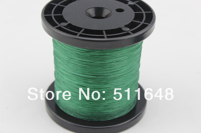 Free Shipping 1000M/piece 10LB PE Braid Fishing Line SUPER STRONG