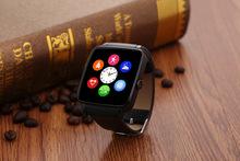2016 Bluetooth X6 смартфоны часы здоровья телефон часы с Sim карты Smartwatch для Apple , Samsung носимых телефон устройство
