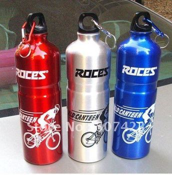 5 Pcs NEW Bicycle aluminium alloy kettle bottle Mountain Road bike water kettle free shipping