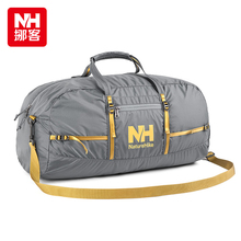 Nylon Travel Bag Foldable Large Capacity Men And Women Luggage Travel Bags/ Waterproof Shoulder Bag Outdoor Sport Folding bag