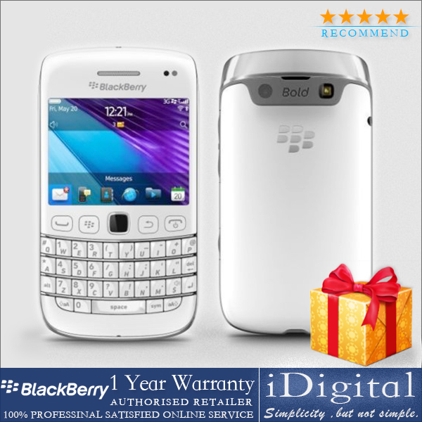 Original Blackberry Bold 9790 Bellagio Unlocked 3G HSDPA WIFI 5MP 8GB QWERTY Keyboard Mobile Phone Refurbished(China (Mainland))