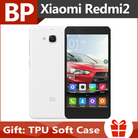 In Stock Original Xiaomi Redmi 2 Red Rice 2 4.7 Inch Quad Core IPS 1280x720 MSM8916 4G LTE Mobile Cell Phone 8MP CAM 1GB 8GB GPS